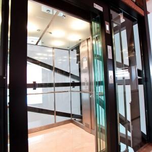Osobní výtahy zámek Valeč