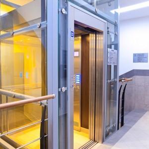 Výroba výtahů ve Velkém Meziříčí