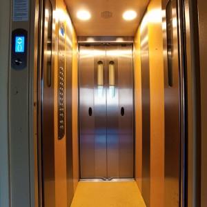 Moderní výtah v Kroměříži od firmy VÝTAHY, s.r.o.