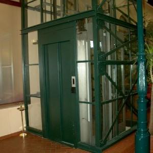 Hotel s trakčním výtahem Praha