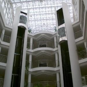 Panoramatický výtah Žďár nad Sázavou