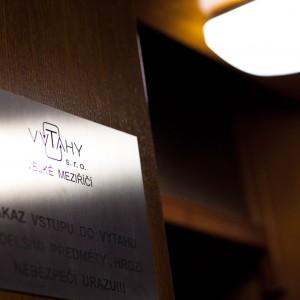 Oběžný výtah na FSI VUT v Brně