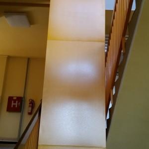 Těleso jídelního výtahu v Základní škole Oslavická ve Velkém Meziříčí od firmy VYTAHY, s.r.o.