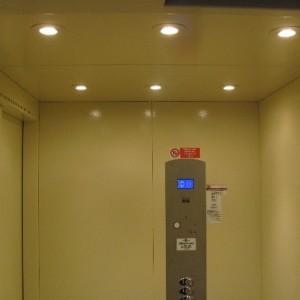 Rekonstrukce výtahu v bytovém domě v Brně