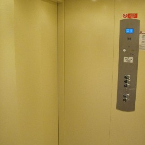 Rekonstrukce výtahu v bytovém domě v Brně firmou VÝTAHY, s.r.o. z Velkého Meziříčí